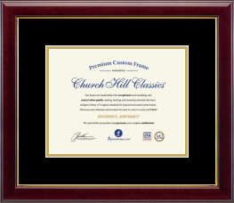 Single Document Frame
