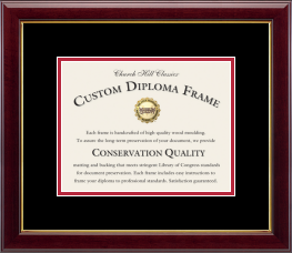 California State University East Bay Diploma Frames Church Hill Classics