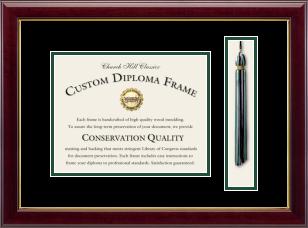 Tassel Document Frame