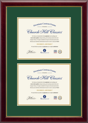 University Of Alberta Diploma Frames Church Hill Classics
