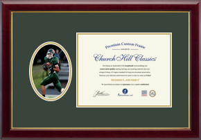 Sports Achievement Frame