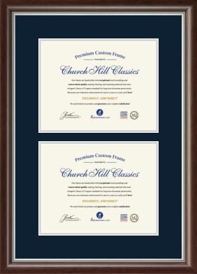 Diploma Frames by Church Hill Classics