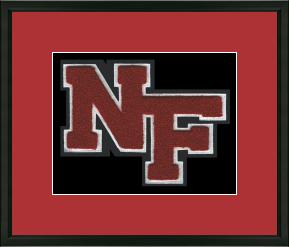 Varsity Letter Frames