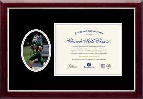 Sports Achievement Frame